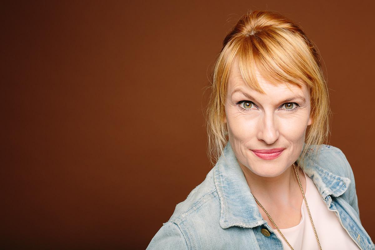 Schauspielerin Sissi Zängerle
