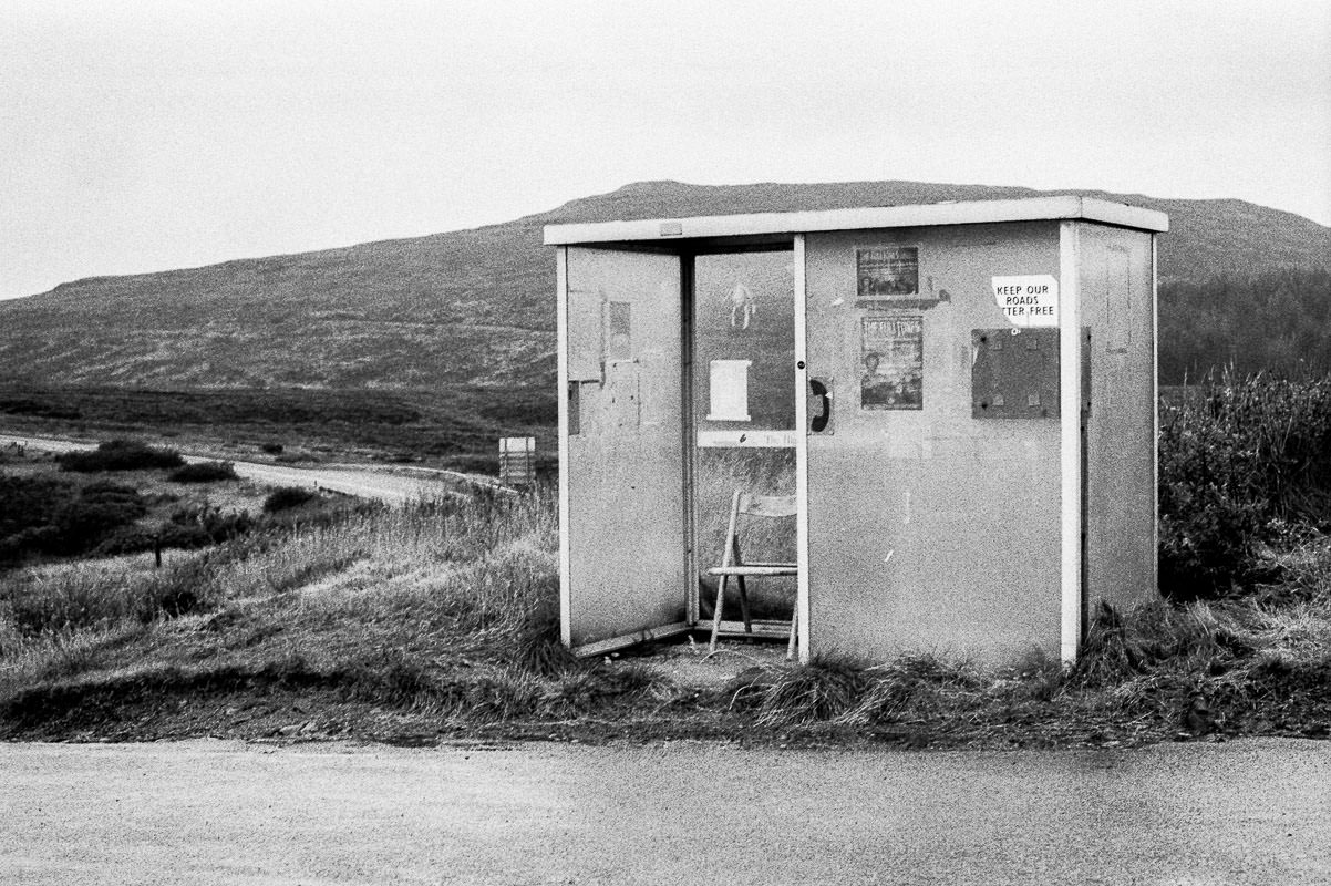 Analog Scottish photographs from Travel Photographer Lars Gehrle