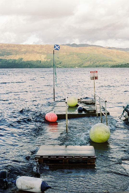 Analog Scottish photographs from Travel Photographer Lars Gehrle