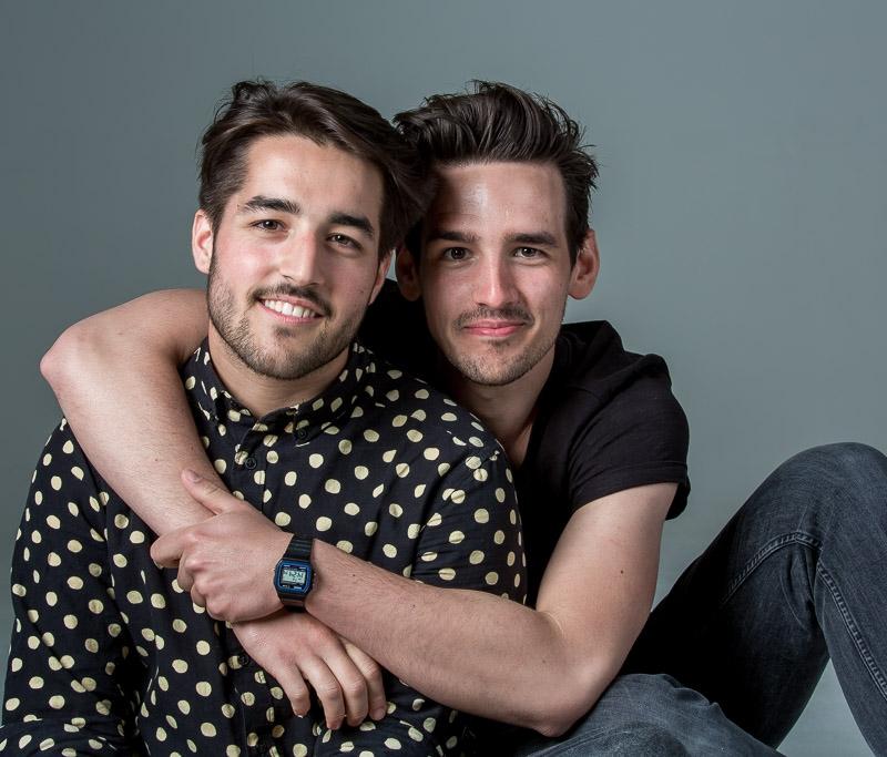David und Samuel