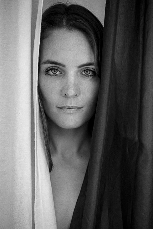Mona, fotografiert von Lars Gehrlein, Köln